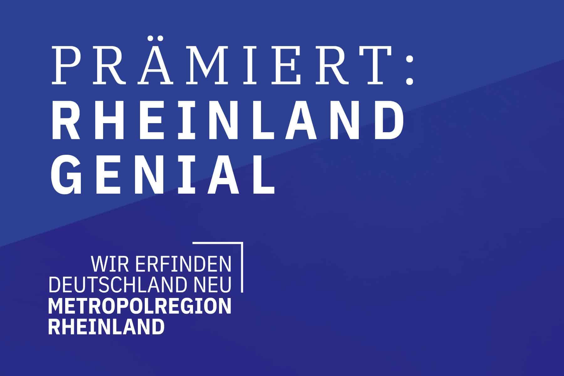 Award Rheinland Genial Websitebanner 1800 x 1200